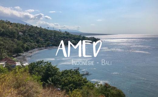 Amed Bali Indonésie