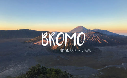 Bromo Java Indonésie