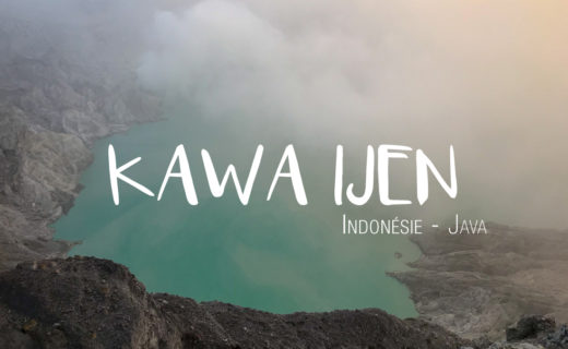 Kawa Ijen Java Indonésie