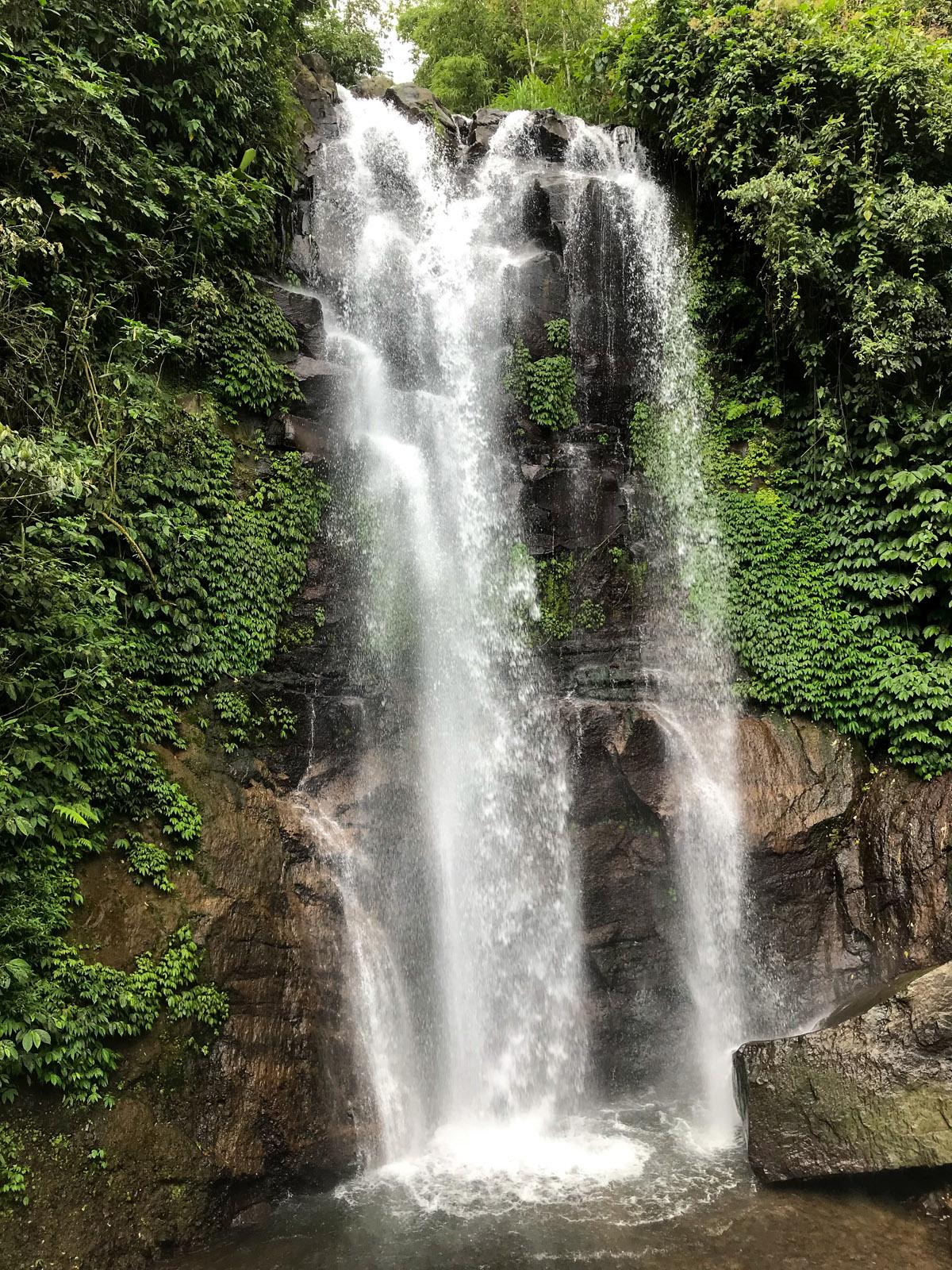 Indonésie Bali Munduk voyage montagne cascade waterfall Golden Valley