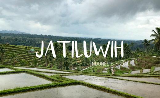 Jatiluwih Bali Indonésie