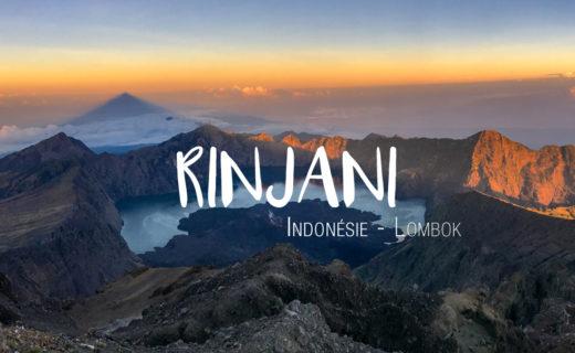 Rinjani Volcan Lombok Indonésie