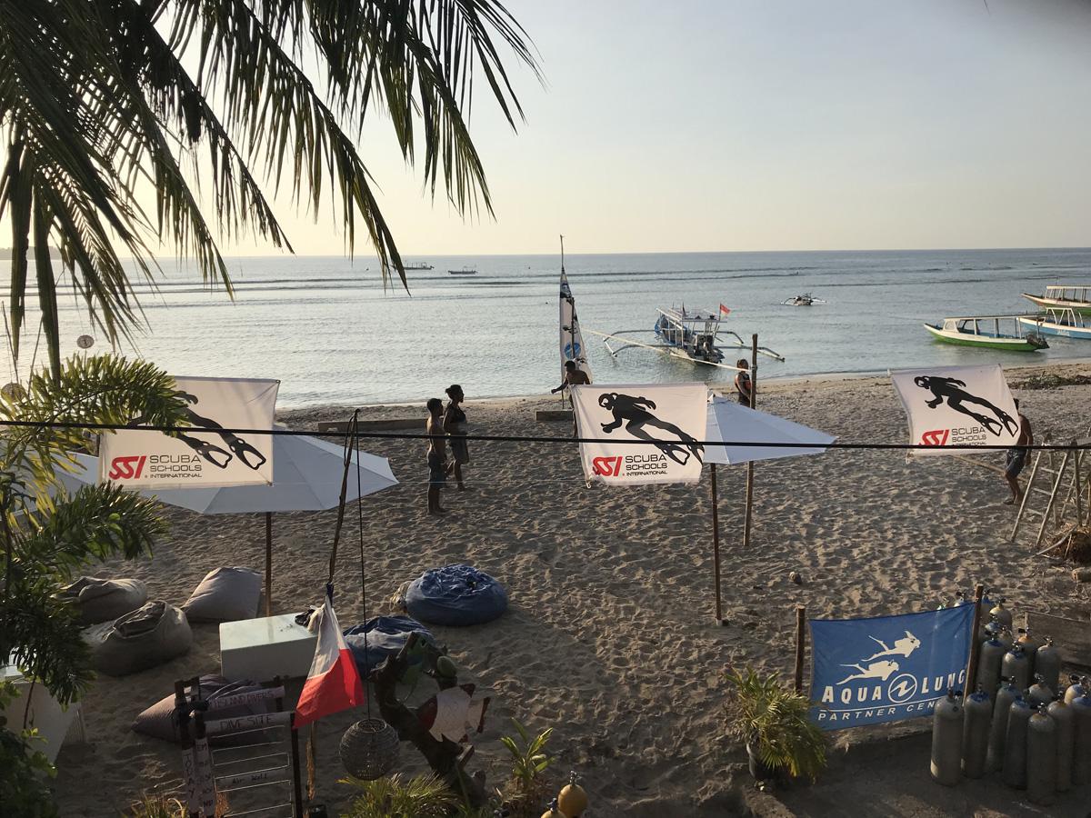Indonésie Bali Gili Lombok Gili Air Diver