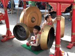 Yogyakarta Java Indonésie gamelan blog voyage