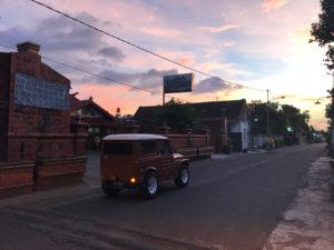 Yogyakarta Java Indonésie kraton blog voyage