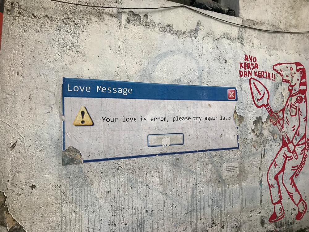 Yogyakarta Java Indonésie street-art kraton blog voyage