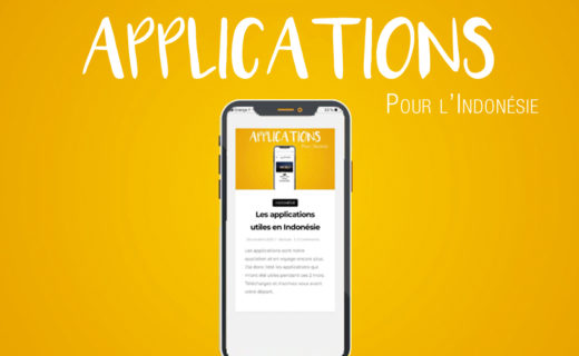 Application Indonésie
