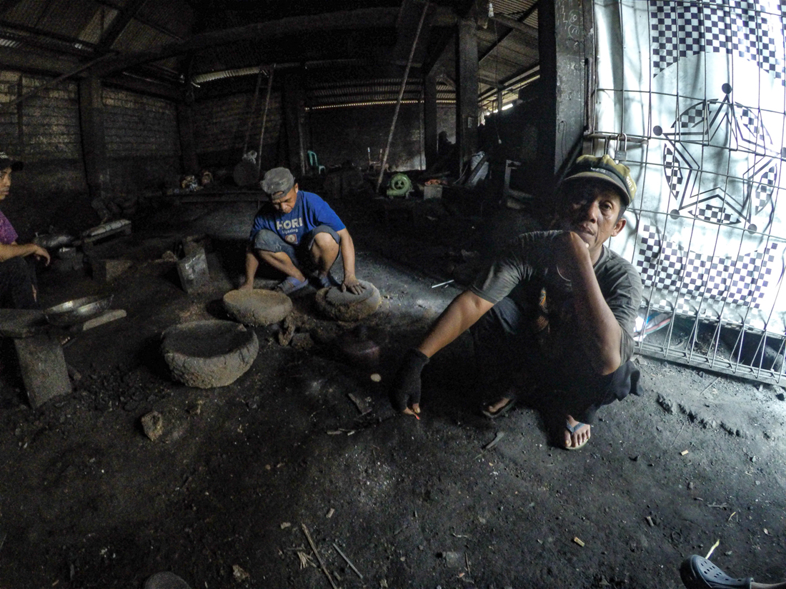 Jakarta Java Indonésie Bogor Gong