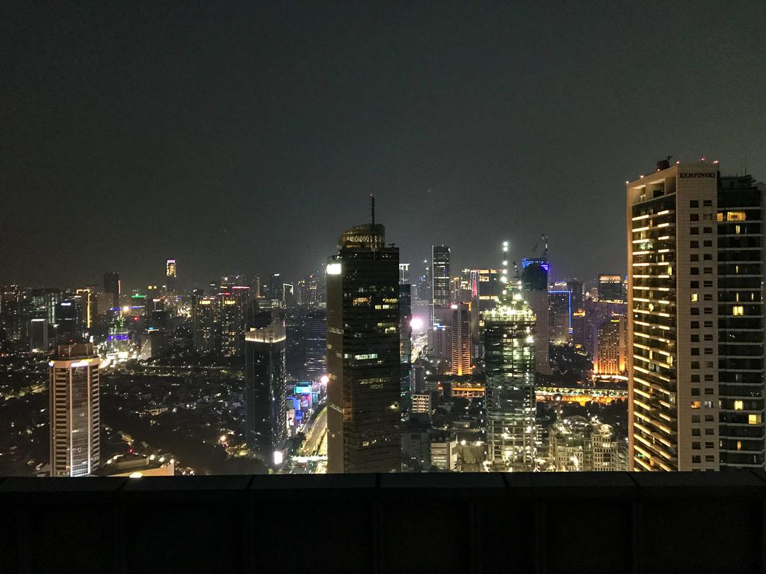 Jakarta - Les 3 rooftops incontournables - Backpacker du ...