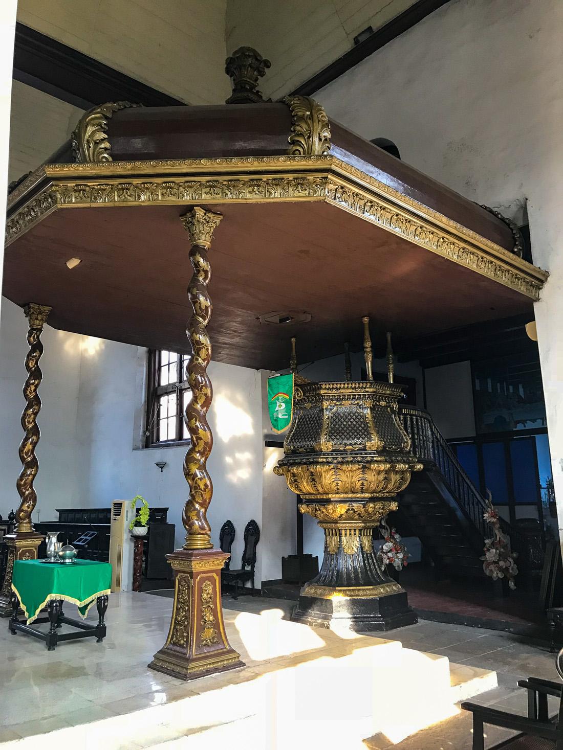 Jakarta Java Indonésie Gereja Sion Eglise