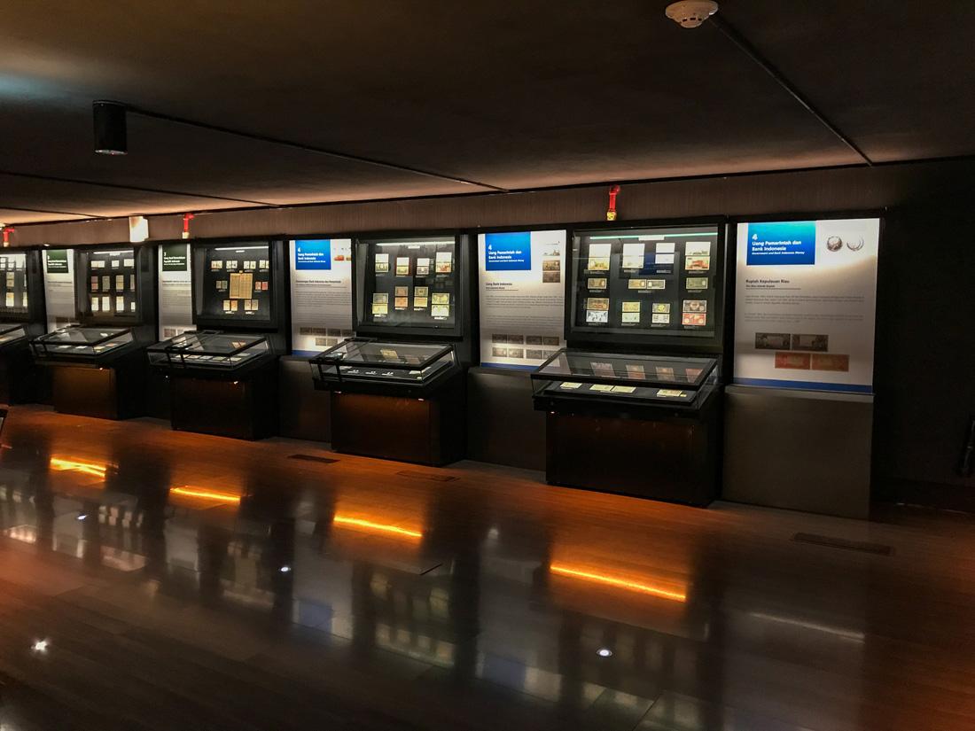 Jakarta Java Indonésie Musée de la banque