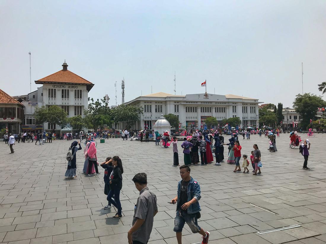 Jakarta Java Indonésie Place