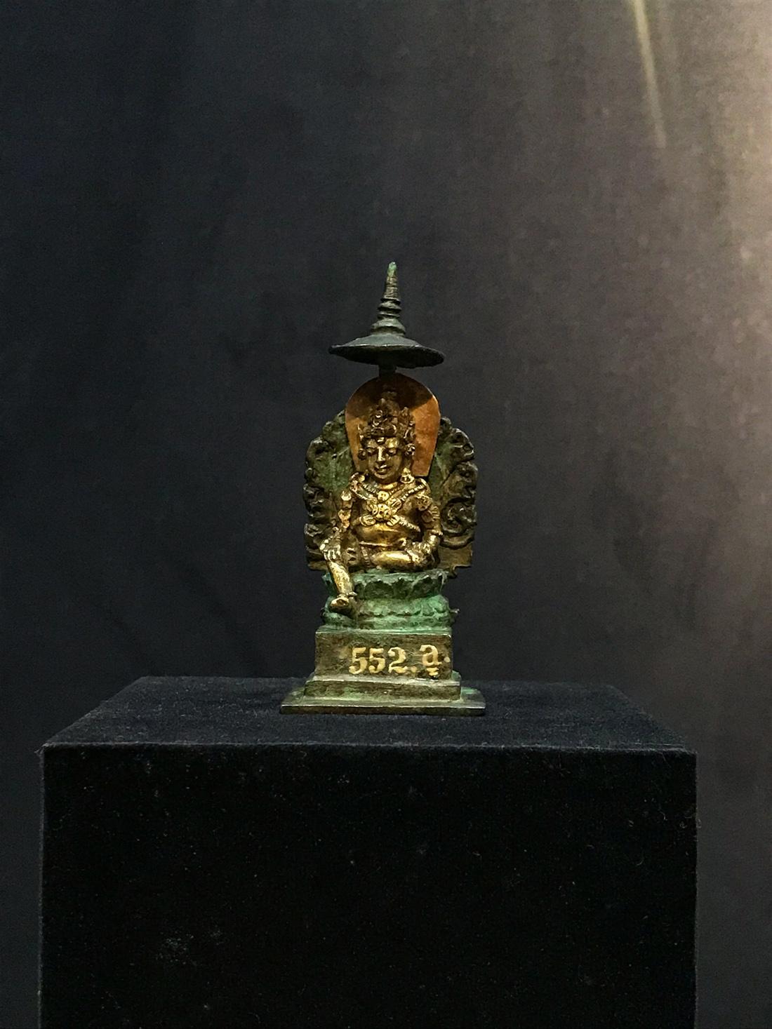 Jakarta Java Indonésie Statuette Musée Nasional