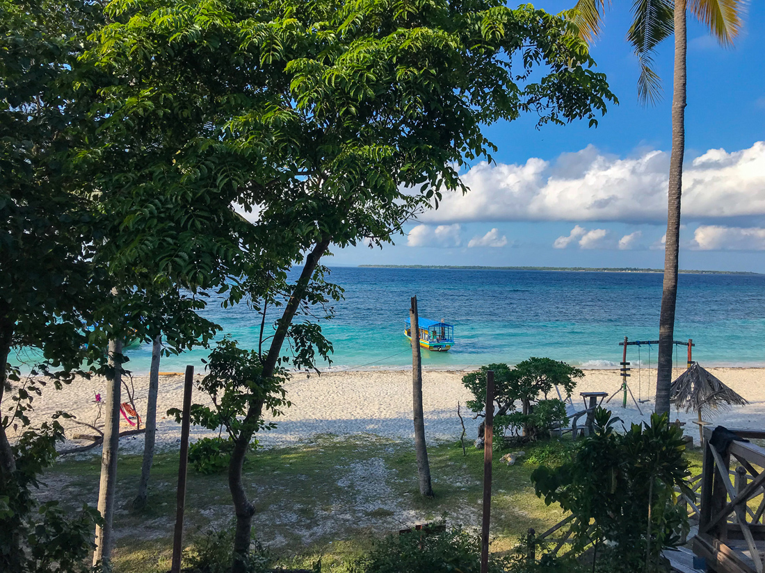 Pantai Bira Sulawesi Indonésie Dive Camp