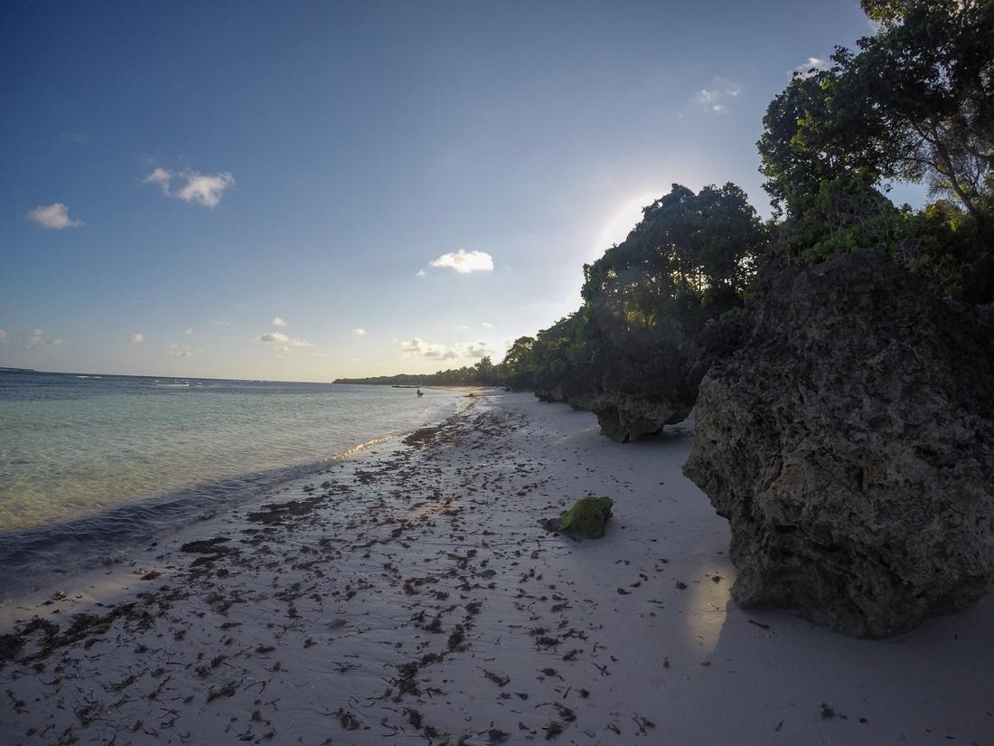 Pantai Bira Sulawesi Indonésie Plage