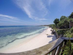 Pantai Bira Sulawesi Indonésie Vue Plage