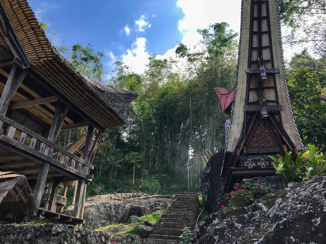 Sulawesi Indonésie Toraja Bori