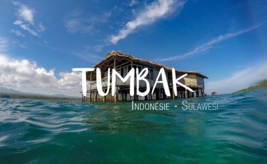 Sulawesi Indonésie Tumbak