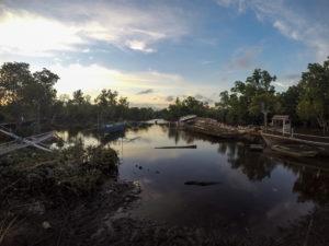 Tumbak Sulawesi Indonésie epave
