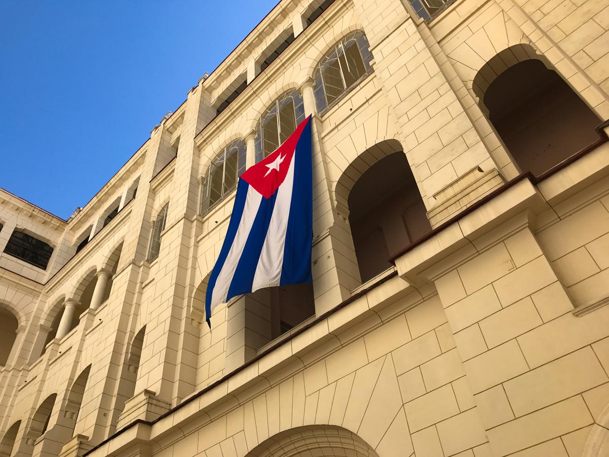 Drapeau cubain