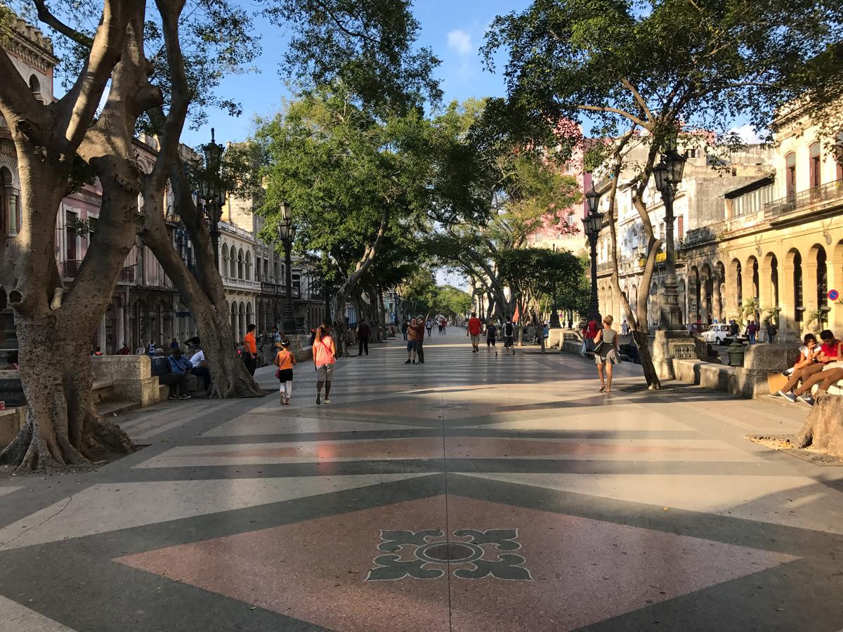 Prado de la Havane