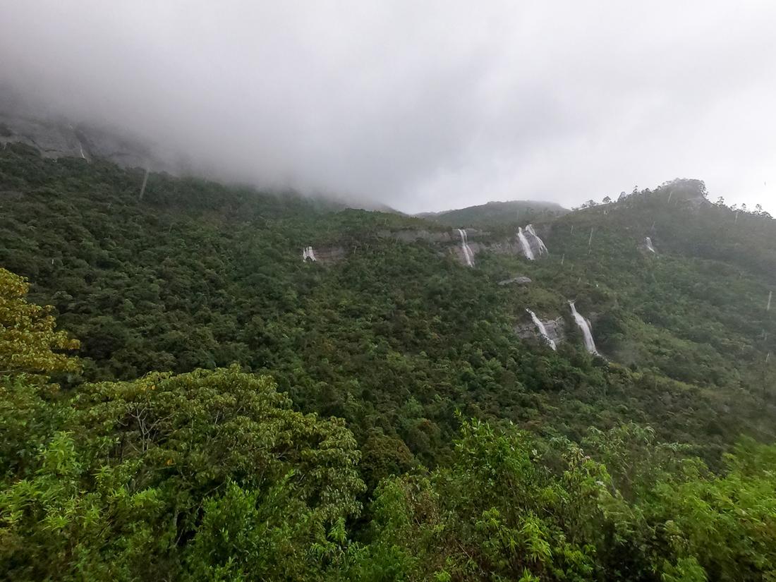 Sri Lanka Adam's Peak Cascades