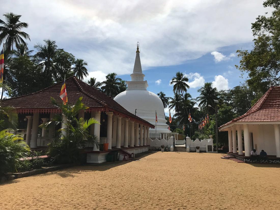 Sri Lanka Badulla Muthiyangana Raja Maha
