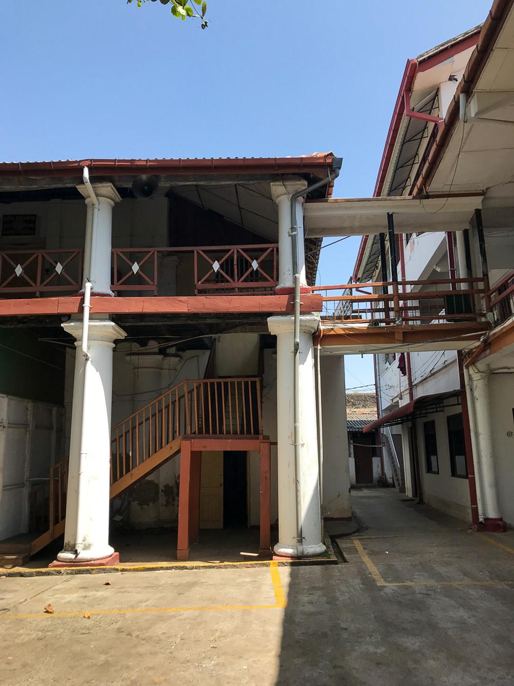 Sri Lanka Batticaloa Dutch Fort