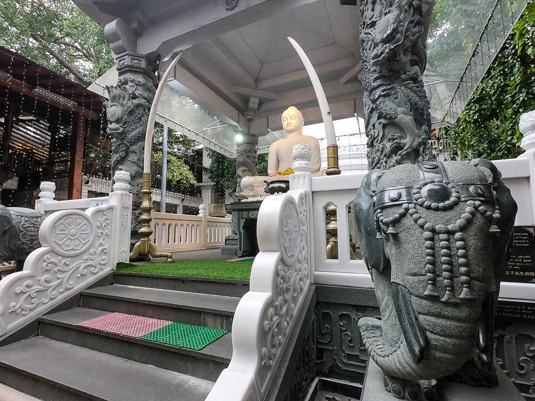 Sri Lanka Colombo Gangaramaya Temple