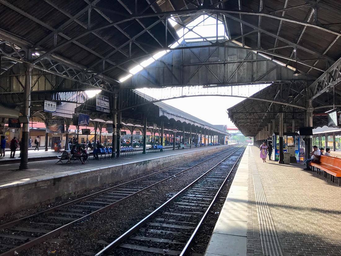 Sri Lanka Colombo Gare