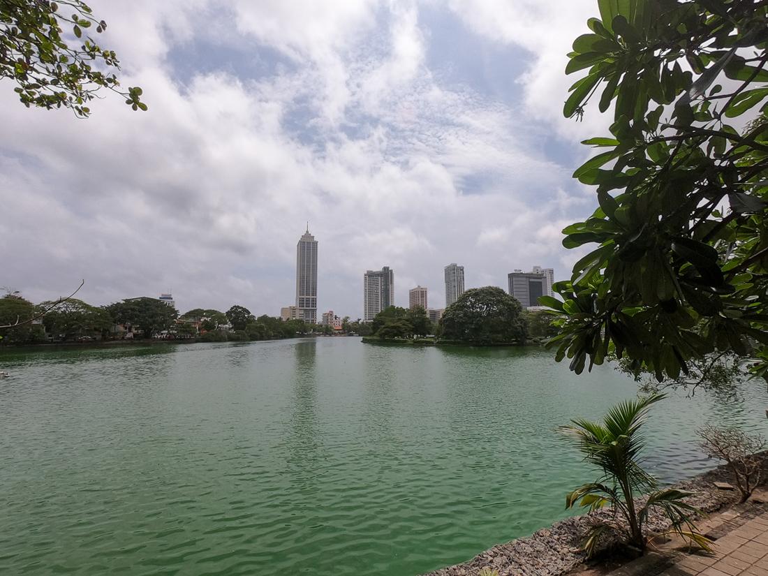 Sri Lanka Colombo Lac