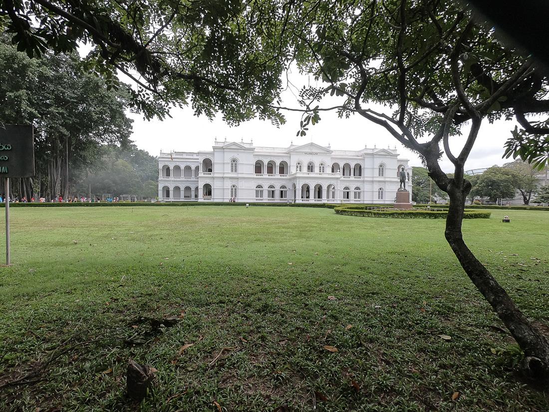 Sri Lanka Colombo Musée
