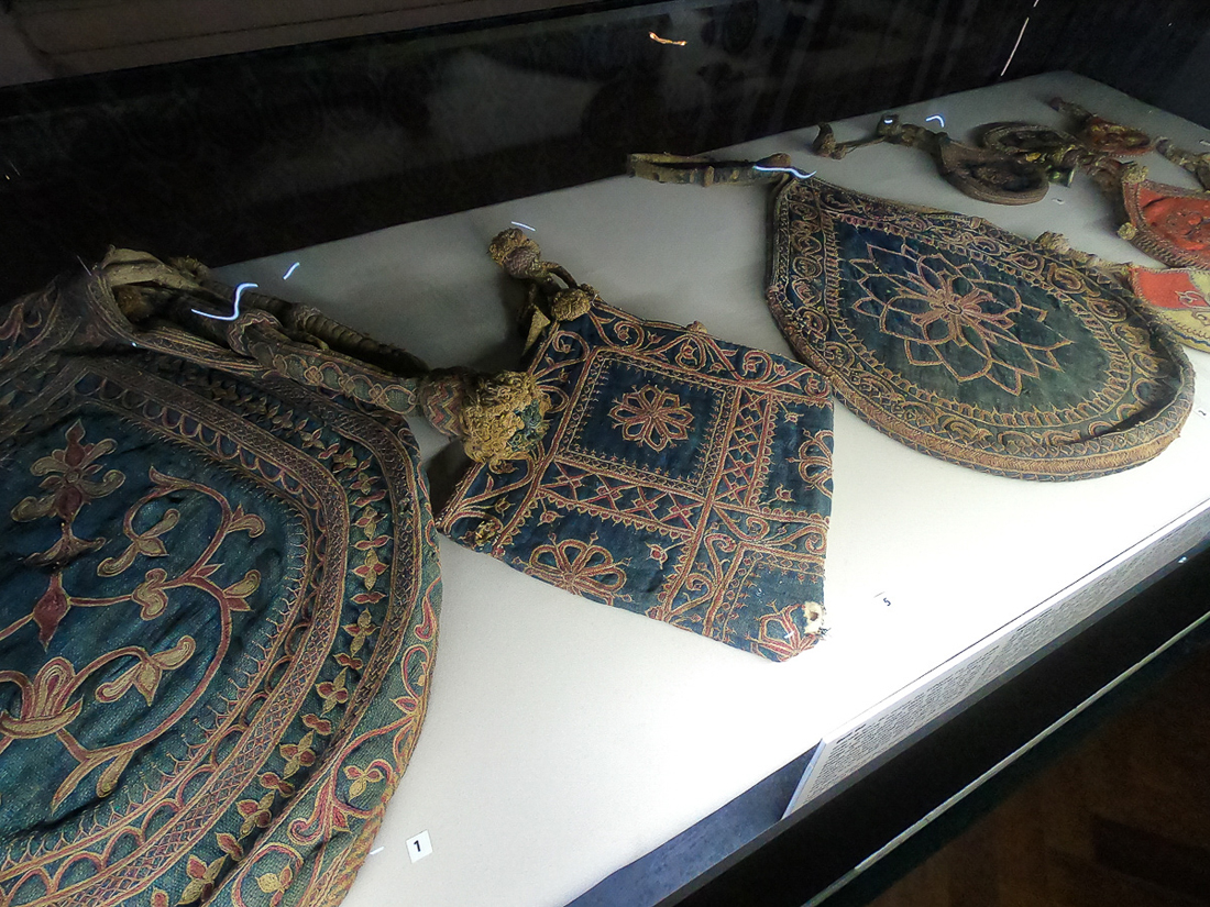 Sri Lanka Colombo Musée Etui