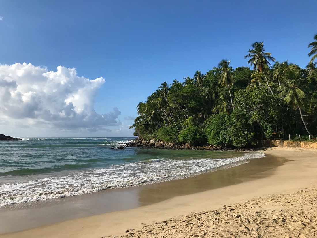 Sri Lanka Dikwella Plage