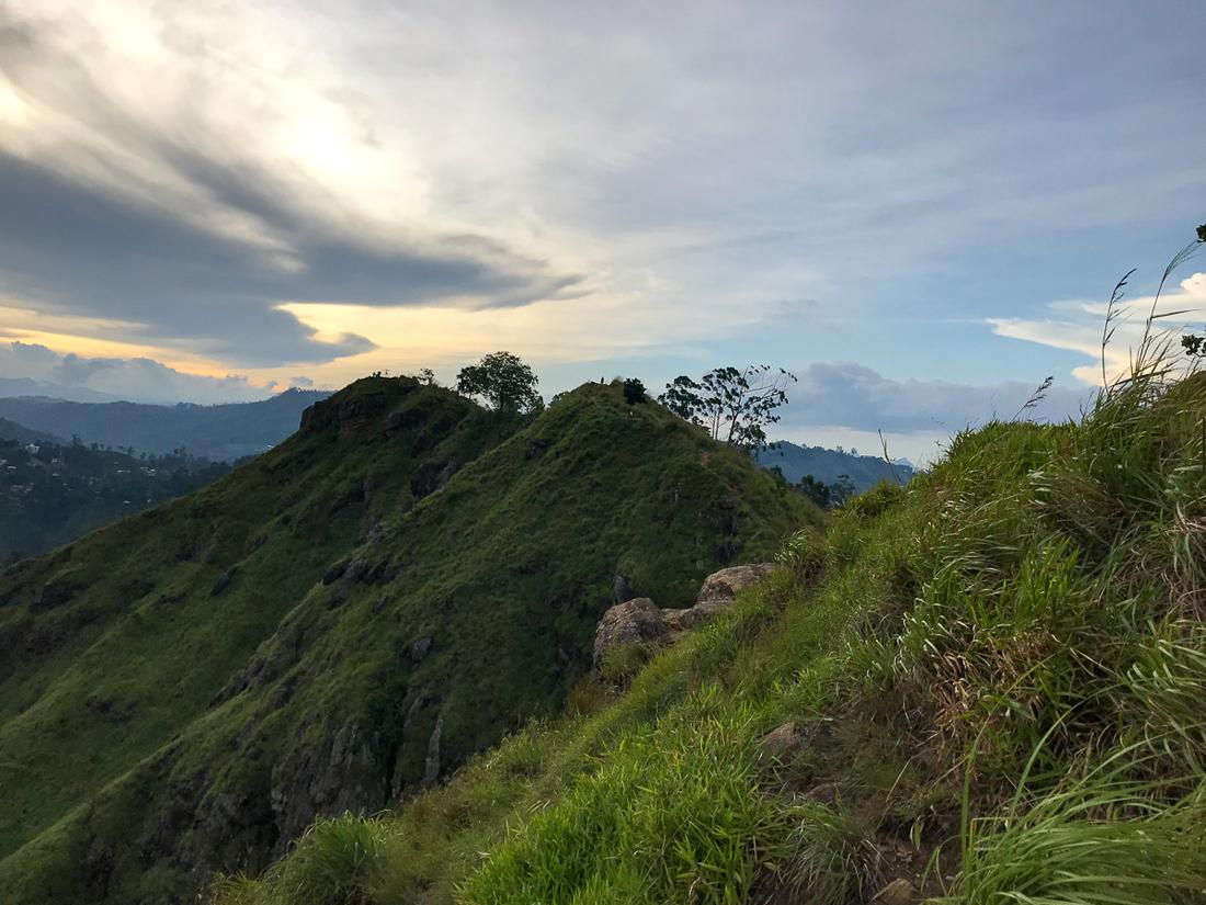 Sri Lanka Ella Adam's Peak Montagne Rando