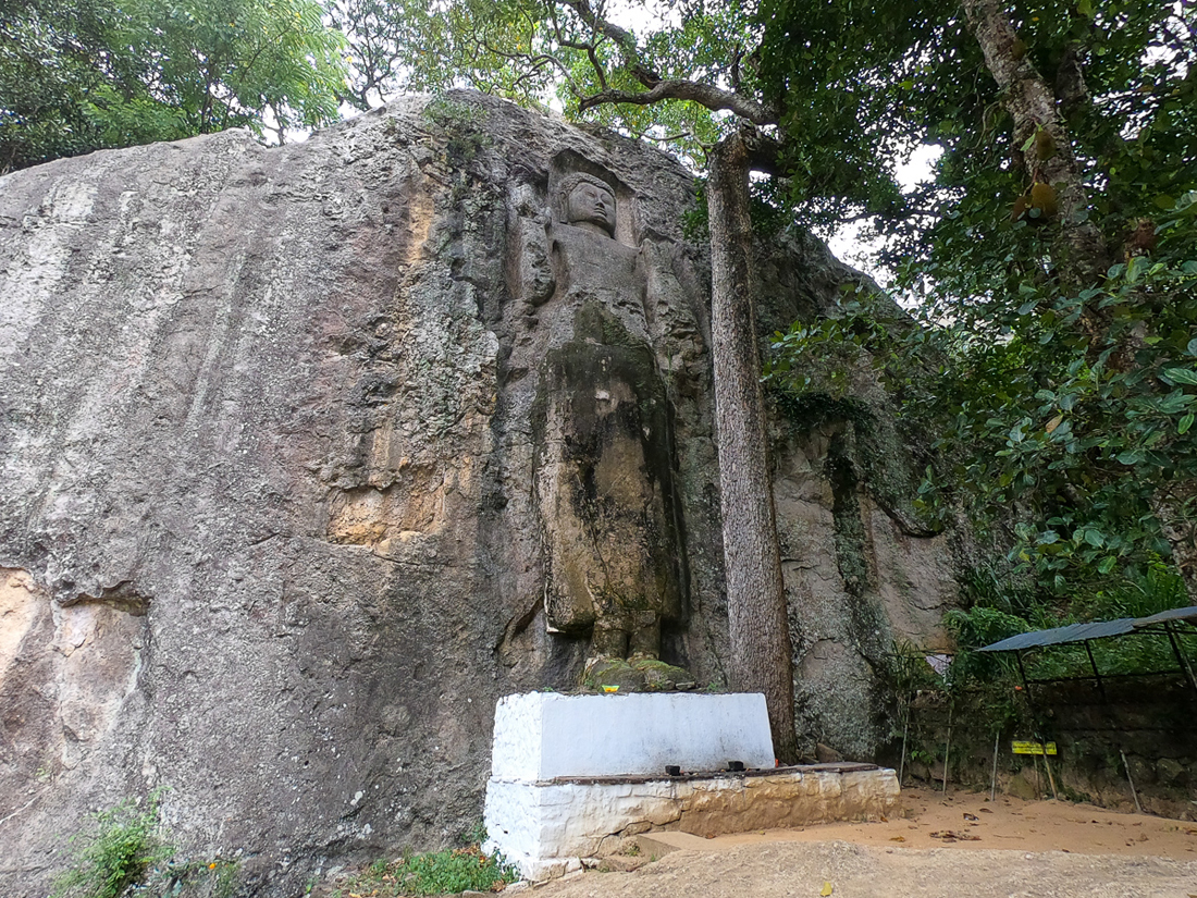 Sri Lanka Ella Dhowa Temple
