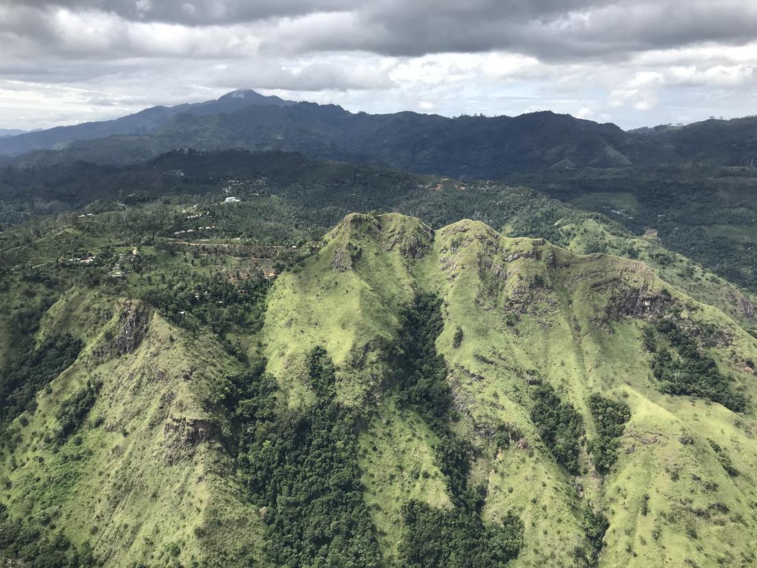 Sri Lanka Ella Ella Rock Viewpoint
