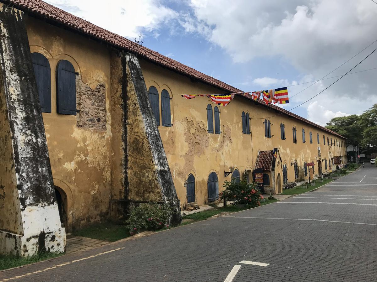 Sri Lanka Galle Fort Museum