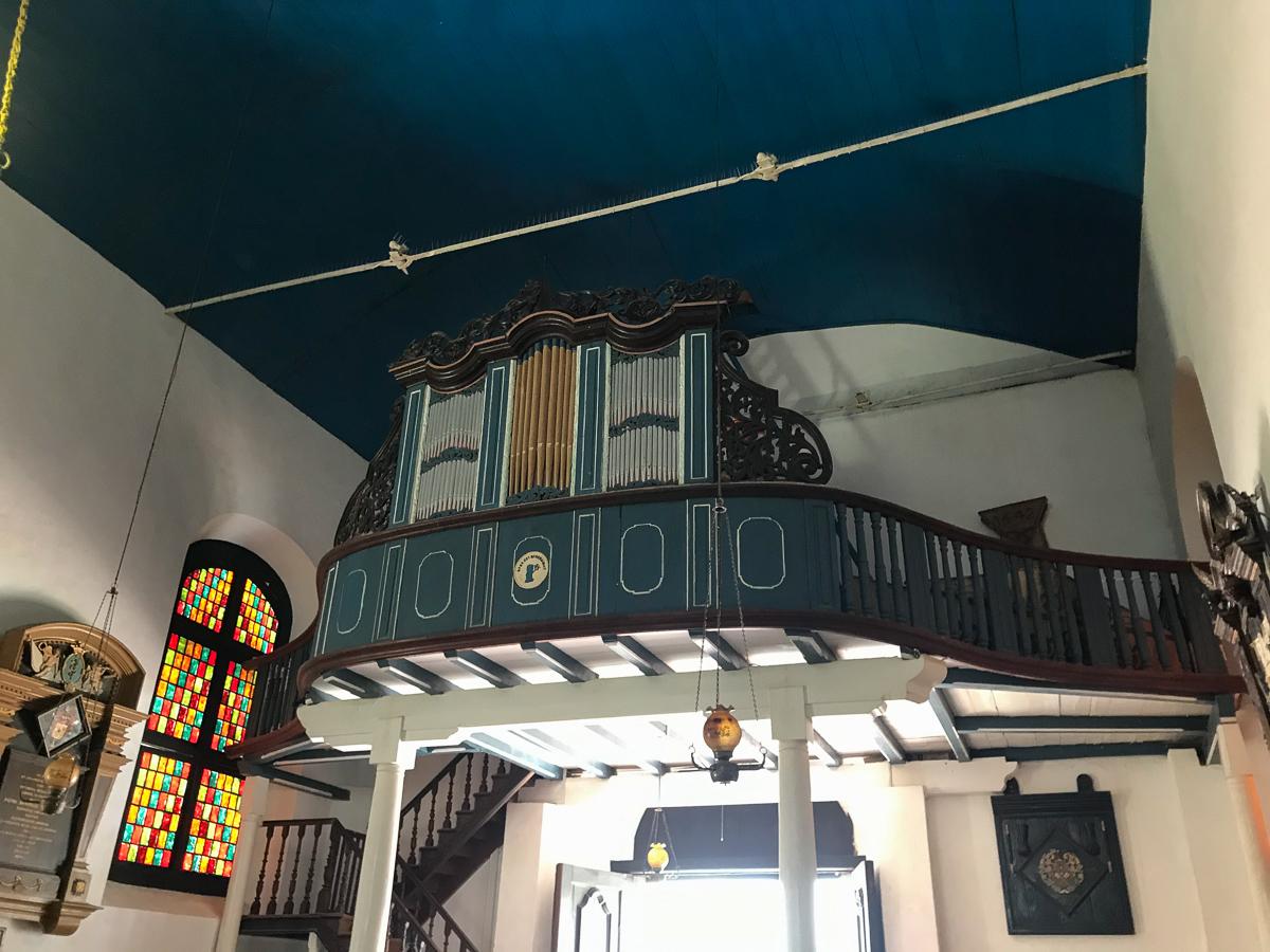 Sri Lanka Galle Fort Eglise