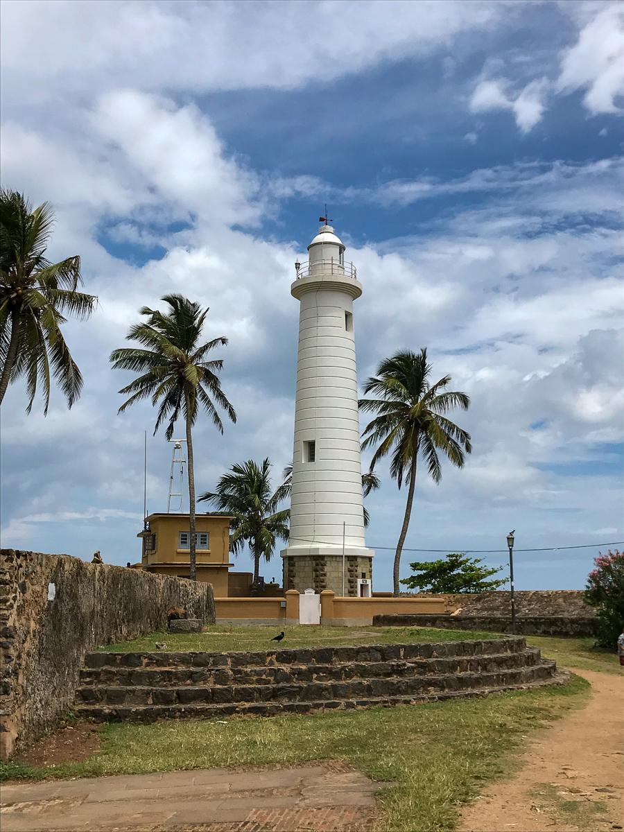 Sri Lanka Galle Fort Phare