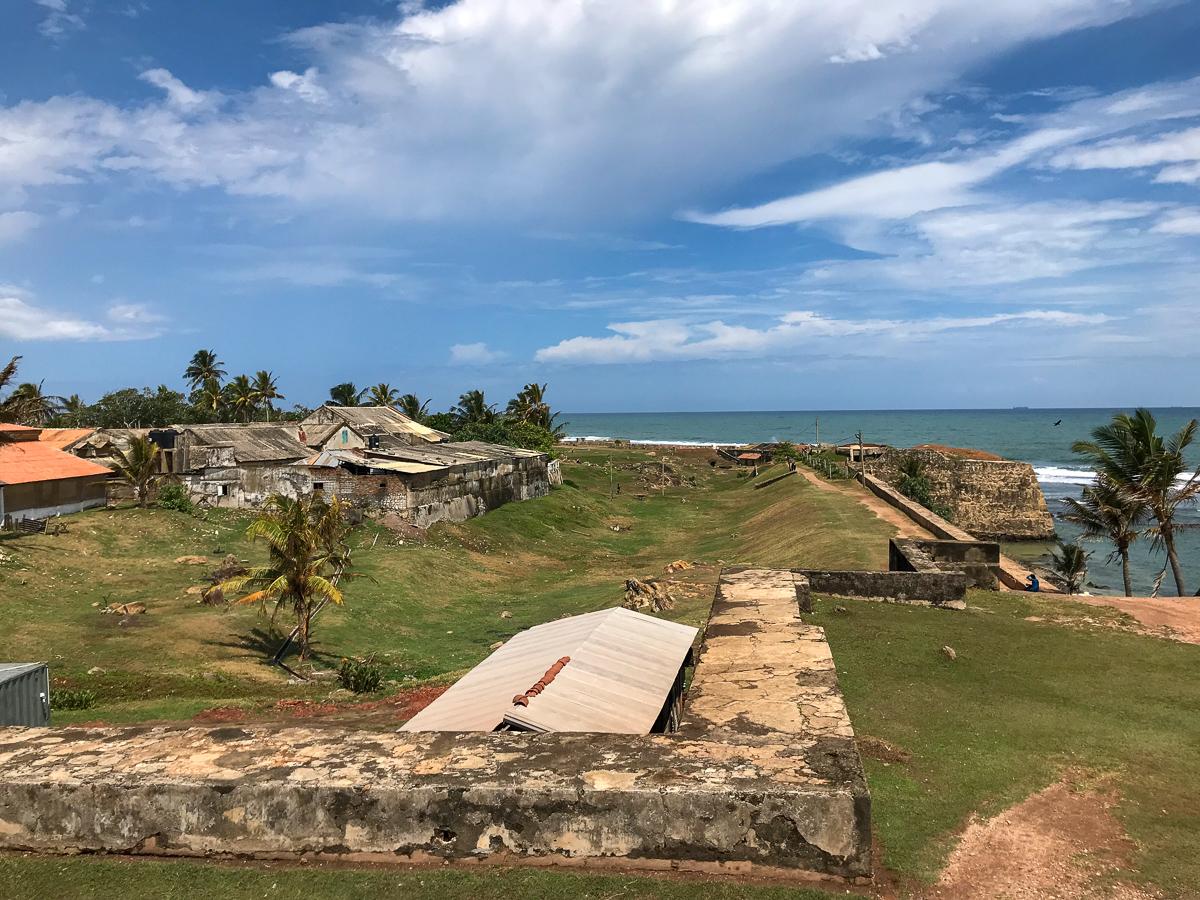 Sri Lanka Galle Fort