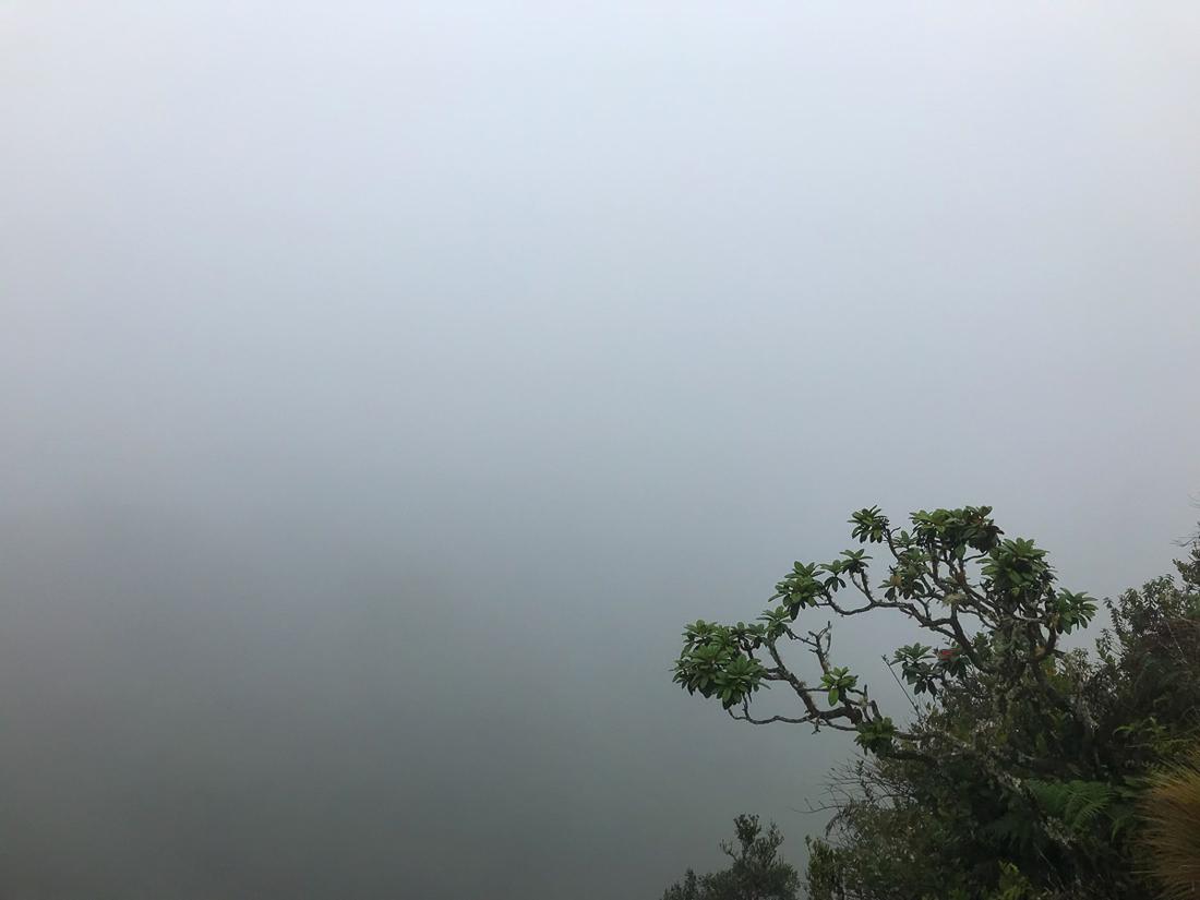 Sri Lanka Horton Plains World end