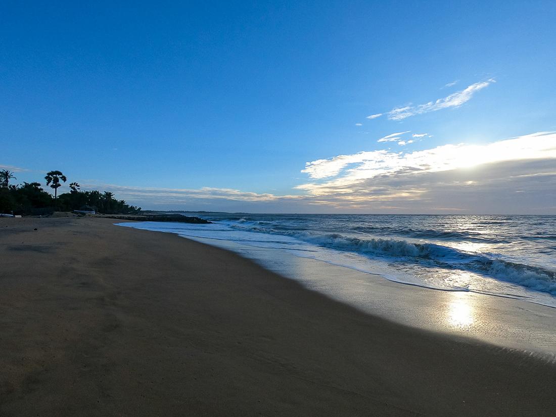 Sri Lanka Kandakuli Plage Soleil