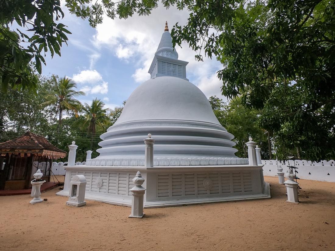 Sri Lanka Padeniya Stupa