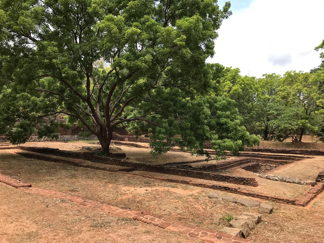 Sri Lanka Sigiriya Ruines