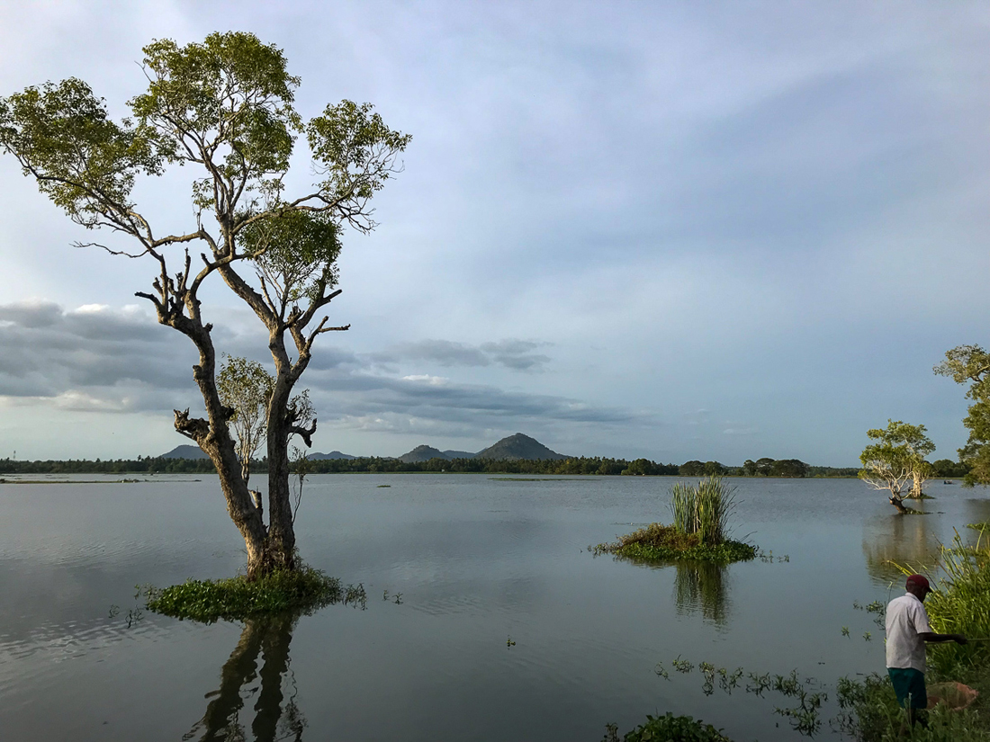 Sri Lanka Thissamaharama Lac