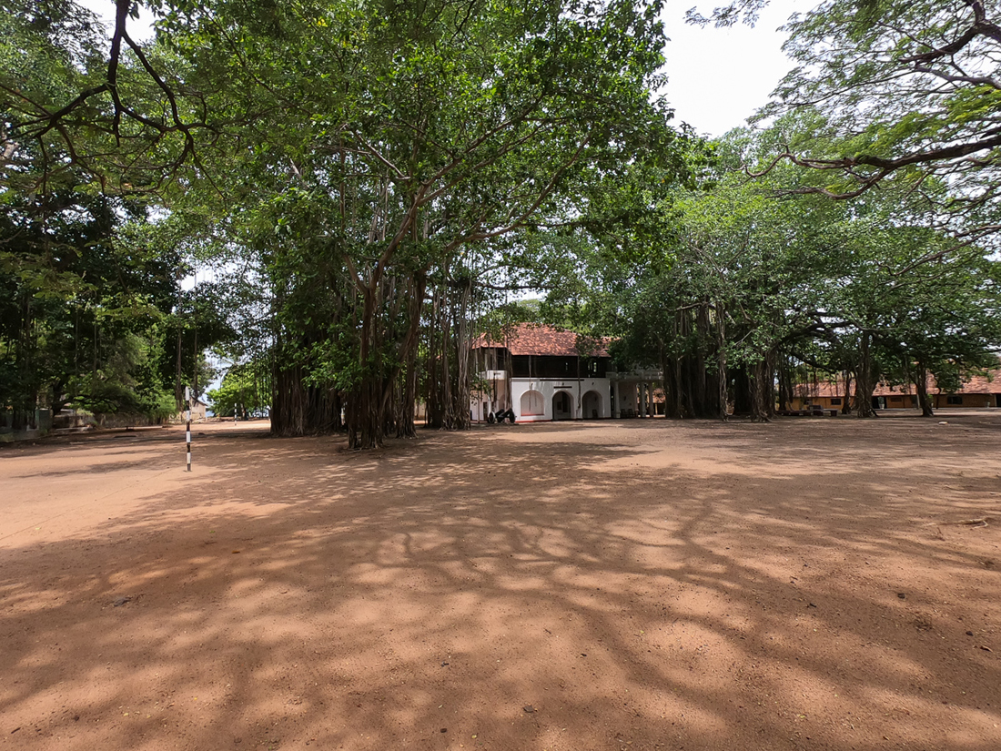 Sri Lanka Trincomalee Dutch fort