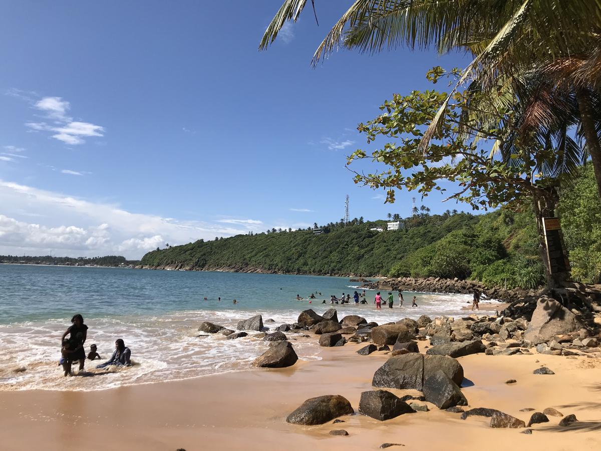 Sri Lanka Unawatuna Jungle Beach