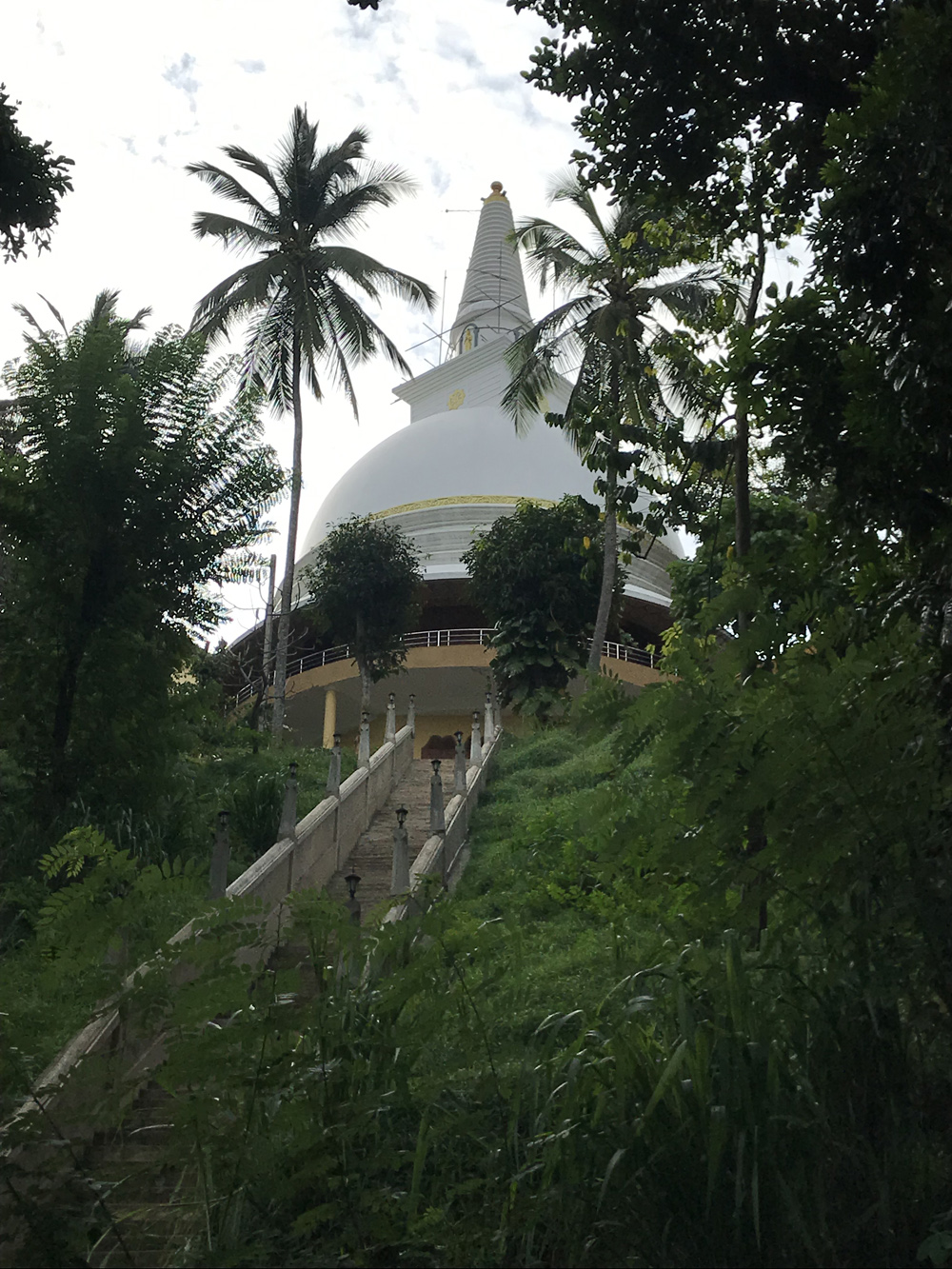Sri Lanka Kandy Asgiri Maha Viharaya Bouddha Bonze