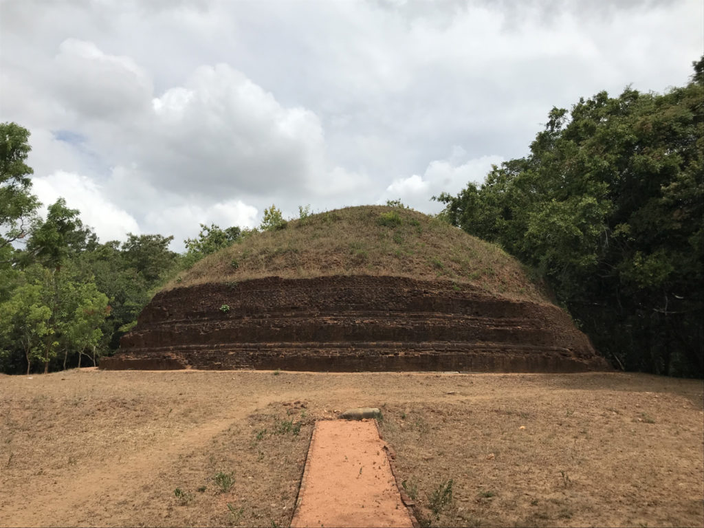 Sri Lanka Sigiriya Stupa